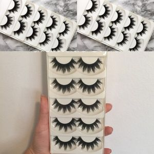 Other - NWT 3 packs of dramatic lashes